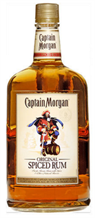 Captain Morgan Rum Original Spiced 1.75l